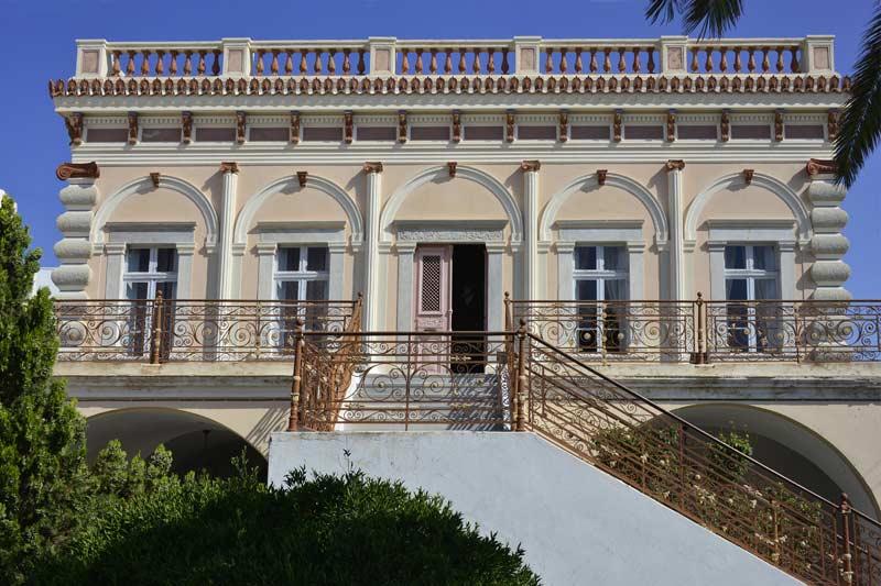 ArgyrosMansionSidebar22 - Argyros Mansion in Santorini